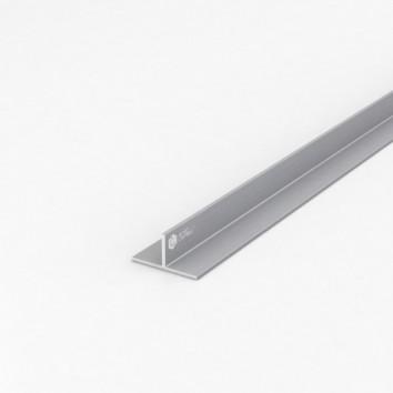 Тавр алюминиевый ПАС-1841 40х20х2 / без покрытия