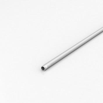 Труба круглая алюминиевая ПАС-1020 10х1 / AS серебро