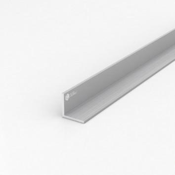 Уголок алюминиевый ПАС-0051 30х30х3 / AS серебро