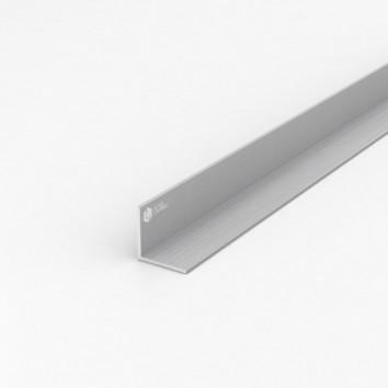 Уголок алюминиевый ПАС-1026 30х30х2 / AS серебро