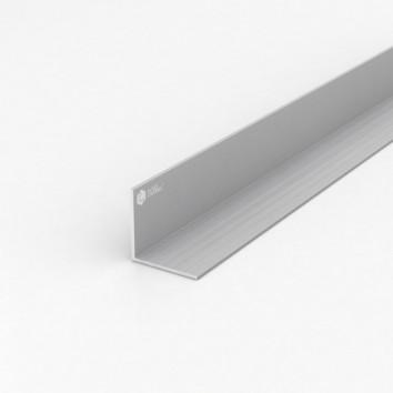 Уголок алюминиевый ПАС-1103 40х40х2 / AS серебро