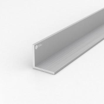 Уголок алюминиевый ПАС-1894 50х50х5 / AS серебро