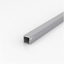 Труба квадратная алюминиевая ПАС-2033 25х25х2 / б.п.