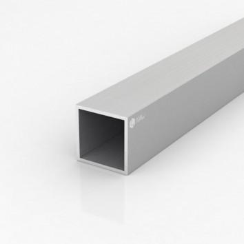 Труба квадратная алюминиевая ПАС-1818 50х50х3 / AS серебро