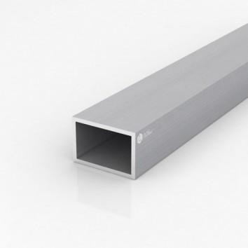 Труба прямоугольная алюминиевая ПАС-0471 60х40х3.5 / б.п.