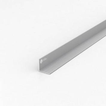 Уголок алюминиевый ПАС-1030 25х25х1.5 / AS серебро