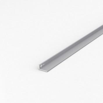 Уголок алюминиевый ПАС-2160 20х10х2 / без покрытия