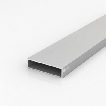 Труба прямоугольная алюминиевая ПАА-1042 80х20х2 / б.п.