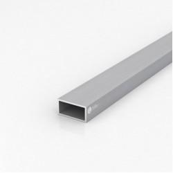 Труба прямоугольная алюминиевая ПАС-1541 40х20х2 / б.п.