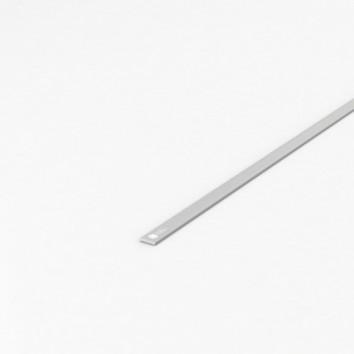 Полоса алюминиевая ПАС-0510 10х2 / AS серебро