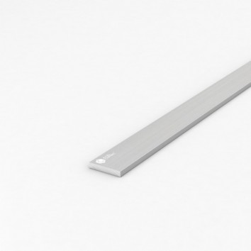 Полоса алюминиевая ПАС-1811 40х4 / AS серебро
