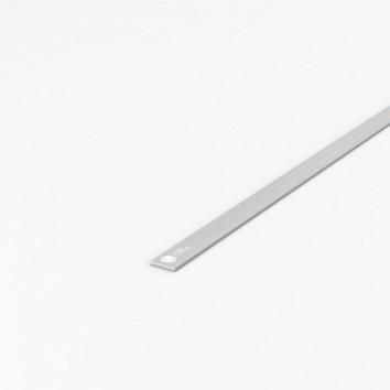 Полоса алюминиевая ПАС-2209 15х2 / AS серебро