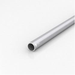 Труба круглая алюминиевая ПАС-0422 25х2 / без покрытия