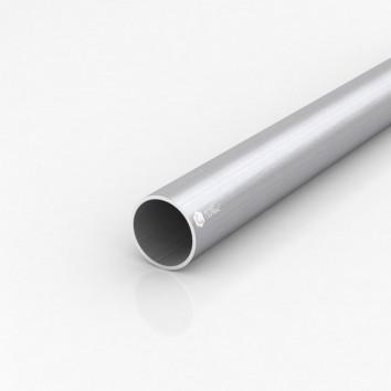 Труба круглая алюминиевая ПАС-0465 40х2 / без покрытия
