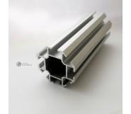 Круглый профиль для торговых систем Т2629 / AS серебро