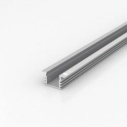 Светодиодный профиль LED ПАС-0714 Z 207 AS серебро