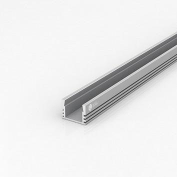 Светодиодный профиль LED ПАС-0713 Z 207-P AS серебро
