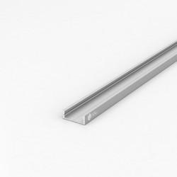 Светодиодный профиль LED ПАС-0763 Z 306 AS серебро