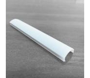 Линза для LED профиля матово-прозрачная Z000 МП
