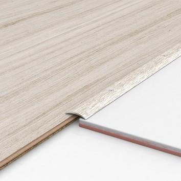 Порог алюминиевый декоративный ПК30 28х5х2,7м дуб арктик