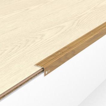 Порог алюминиевый декоративный У2025 23,5х19х0,9 м рустик