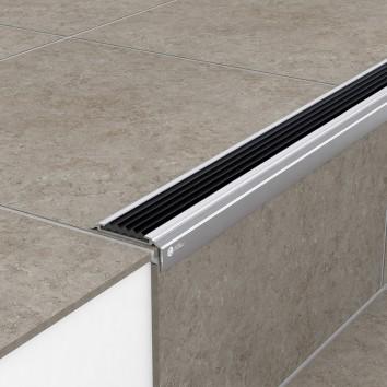 Порог алюминиевый уличный УР 5020 47,8х19х2 м без цвета