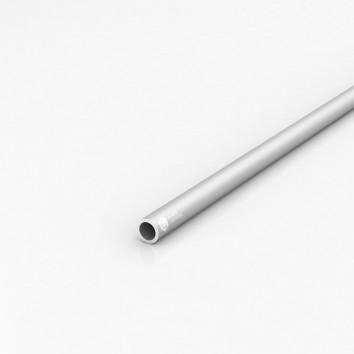 Труба круглая алюминиевая ЗН-9 15х2 / AS серебро