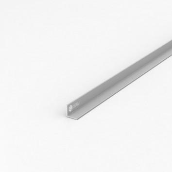 Уголок алюминиевый ПАА-3243 15х15х2 AS серебро