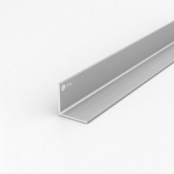 Уголок алюминиевый ПАС-0141 40х40х3 / AS серебро