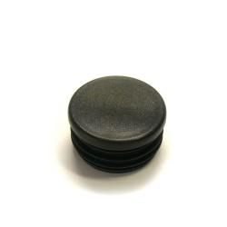 Заглушка внутренняя круглая ZWO 40мм черная