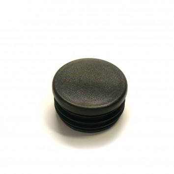 Заглушка внутренняя круглая ZWO 45мм черная