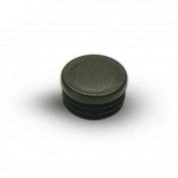 Заглушка внутренняя круглая ZWO 30мм черная